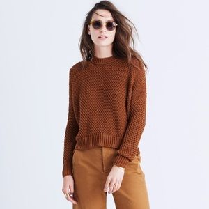 Madewell French Quarter Pullover Sweater
